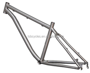 titanium 29er mountain bike frame TSB-ODM1203