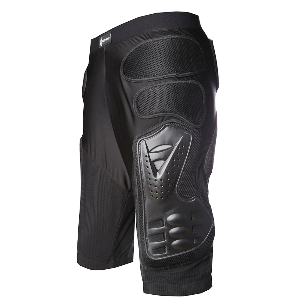 Motocross contact sport protector impact shorts