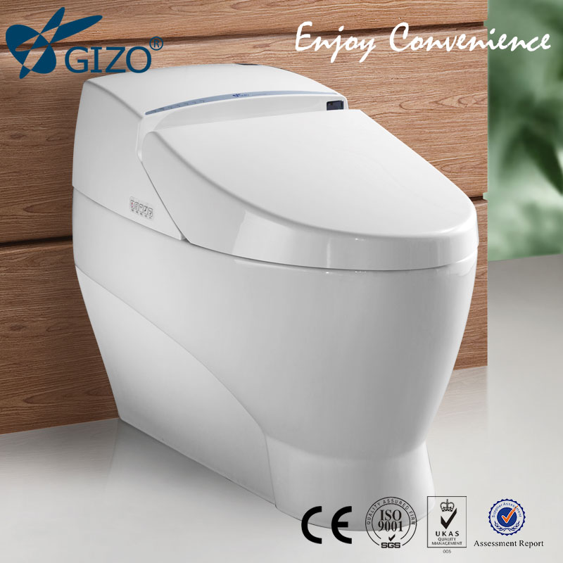 Sanitary Ware Bathroom Intelligent Toilets with toilet bowl price