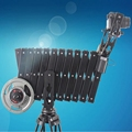 New Released Video Filming Extension Camera Jimmy Jib Crane With Pan Tilt Head