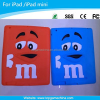 MM Bean Design silicone case for ipad mini 7 inch tablet case