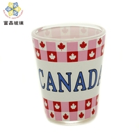 Wedding Glass Shot Glass Souvenir Gifts