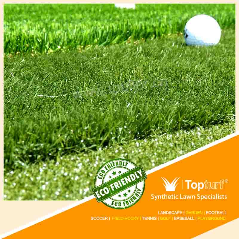 High quality Synthetic grass for outdoor putting green