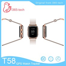 Fashional gps survey equipment tracker watch with real time tracking gps tracking system