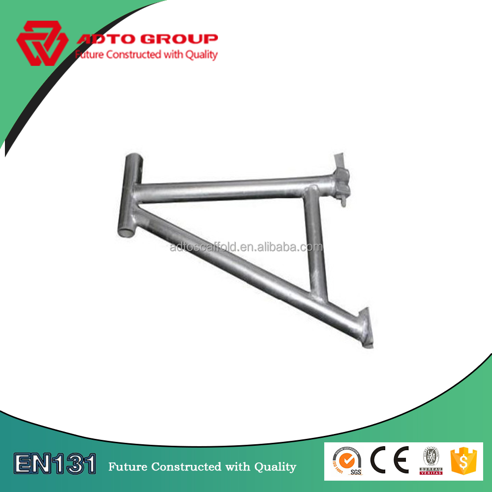 High Quality galvanised ringlock scaffolding board bracket