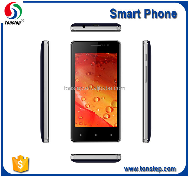 spreadtrum quad core SC7731 low price hot sell 4.5 inch smart mobile phone