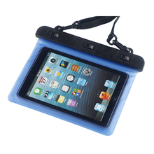 2017 Newest IPX8 waterproof bag for ipad 8.0'' tablet, waterproof pouch dry bag