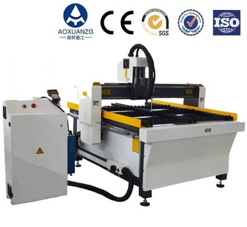 low cost Iron copper steel metal CNC plasma cutting machine