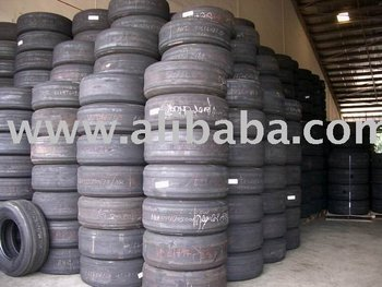 Used Aircraft Tyre-Fender