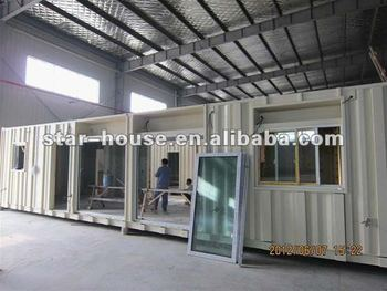 shipping container homes((Australia,Canada,CE Standard))