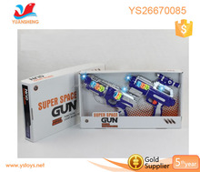 Top quality boys toy electric bullet gun toy for kids 2016