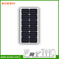 Solar panel manufacture made 40W Sunpower flexible solar panel charger for camping car