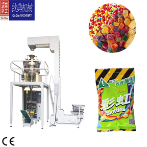 automatic nuts bag automatic packing machine/Granular Fruit Drink weighting and packing machine