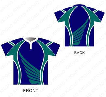 Custom made cheap Blue super rugby jerseys