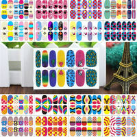 Latest arrival top quality nail sticker stars with good price