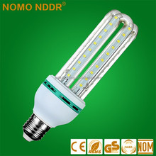 2016 new stock price factory selling 3U E27 12w 2835 led energy saving lamp