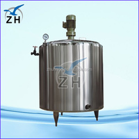 Stainless steel agitation leaching tank mixing tank
