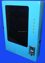 Automatic outdoor condom vending machine