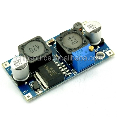 DC-DC converter module Automatic step-up and step-down 2 in 1 module