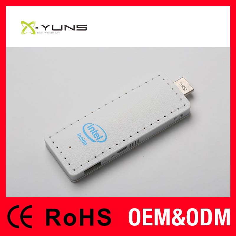 Rom 32G all in one portable fanless gsm mini pc for windows 10