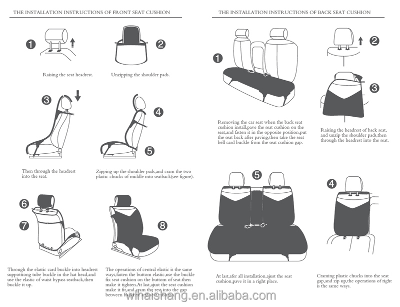 how to keep a car seat cool in the summer