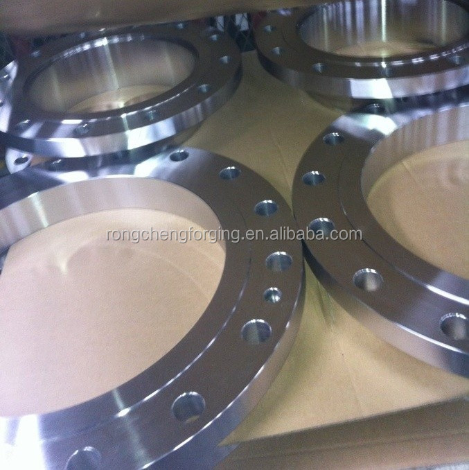 Factory Directly Selling Steel Forging Parts/Forged Carbon Steel Flanges