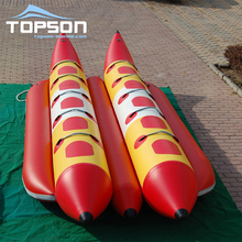 High quality flying inflatable water sled banana boat