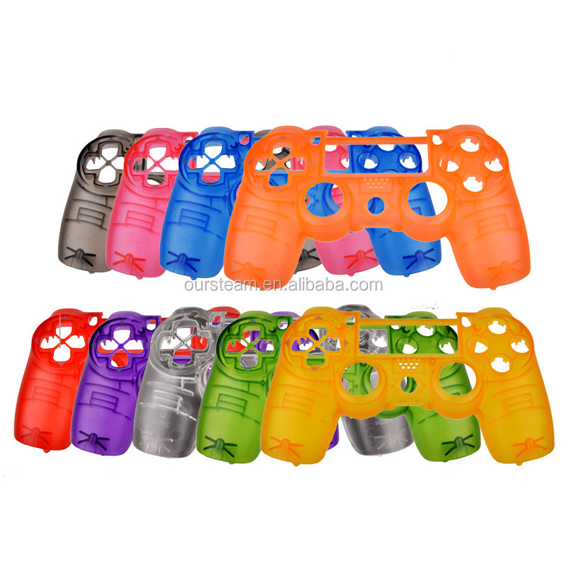 9 Colors for Sony Playstation 4 for PS4 Controller Replacement Front Shell