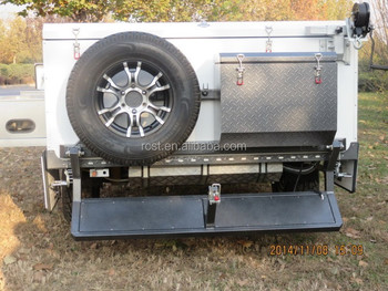 New Forward Fold Camper Trailer RC-CPT-01SD