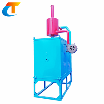 Crucible Furnace for Melting Glass/Small Glass Melting Furnace100Kg Per Day