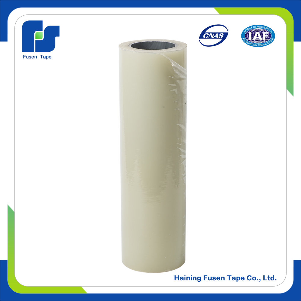 Plastic Shrink pe film glass protection for glass window