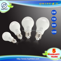 low cost good quality for school working lights 18W color temperature changing led light bulb