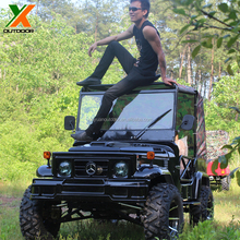 2017 XINYUAN 4 Wheeler ATV for adults Mini Jeep Willys 300cc 4WD