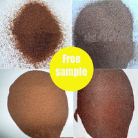 Free sample cheap price fines powder 75% - 95% natural rutile sand