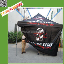 portable hyperbaric oxygen tent for display