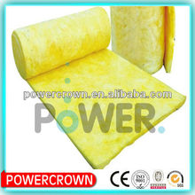 glass wool used in the oven/ gas cooker, Glass wool insulation with one side FSK aluminium foil, excellent glass wool