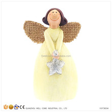 Ceramic Gift Items Christmas Angel Decoration Church