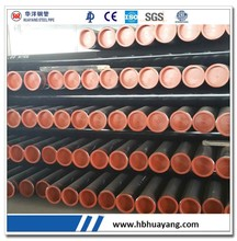 ERW steel pipe manufacturers API 5L ASTM A53 GR B for Construction Structure