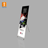 Hot Sales High Quality X Banner/ table banner stand/cardboard display stand For Advertisement