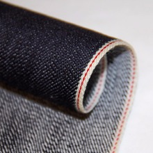 Premium vintage Selvedge denim FS8983 18oz 100% cotton Classic selfedge heavier slubly effective