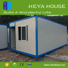 Pre fabricated container flat pack wooden chalet buildings
