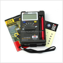New VC921 3999 DMM VICTOR Mini Integrated Handheld Pocket Digital Frequency Multimeter