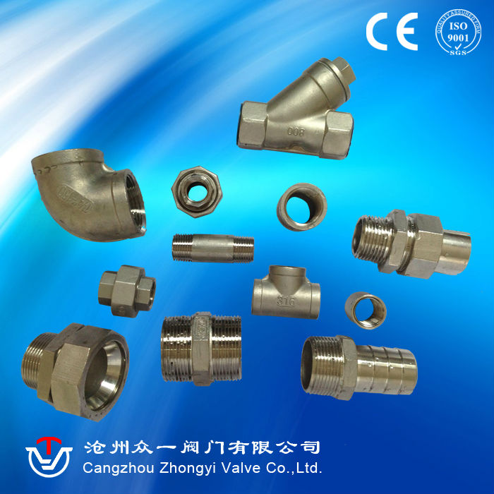 304 Stainless Steel Elbow/pipe fittings
