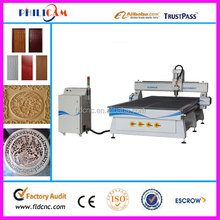 Jinan lifan PHILICAM new style FLDM1325 atc cnc router multi woodworking machine