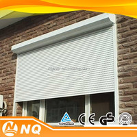 Wholesale PU foam insulated aluminum rolling shutter accesories