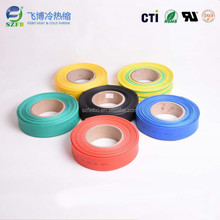 heat shrinkable breakout fiber optical cable