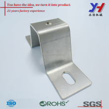 Custom stamping metal connecting bracket for wood