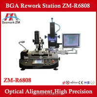 ZM R720 new bga rework station upgraded from optical alignment bga rework station zm-r6808