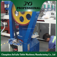 single punch camphor ball tablet press machine