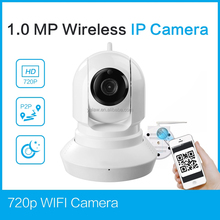 Security Recordable Wifi Speaker with LED Light Remote Operated Camera System Wifi IP Camera